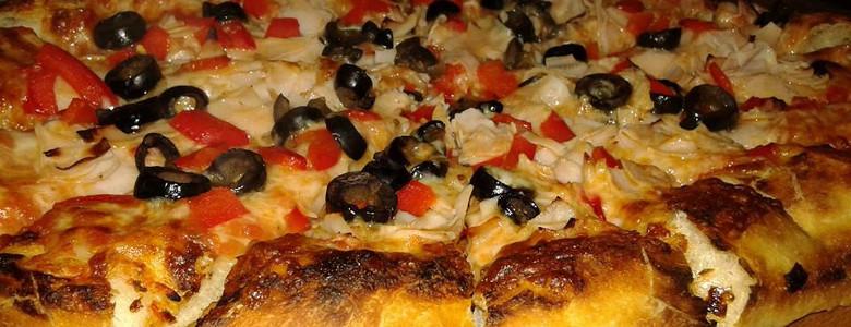 Uma Pizza Em Companhia, Restaurante Lisboa, Santos