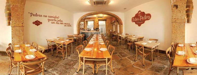Chão de Pedra, Restaurante Lisboa, Rato
